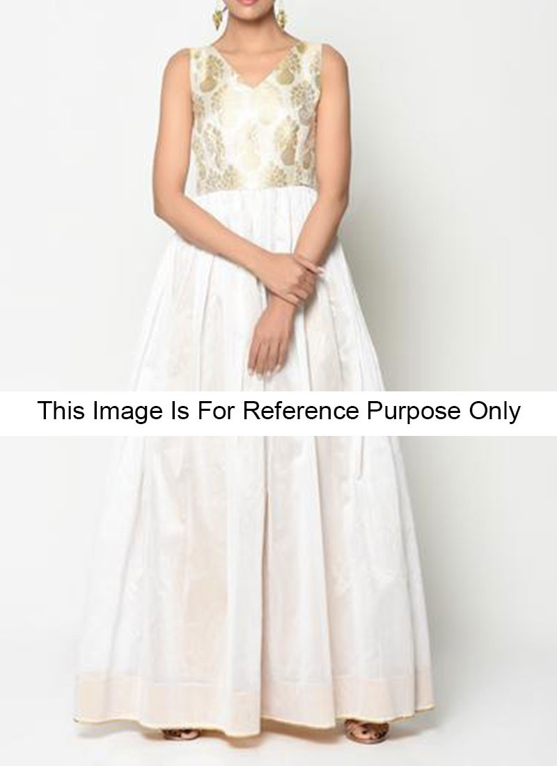 Offwhite Gown
