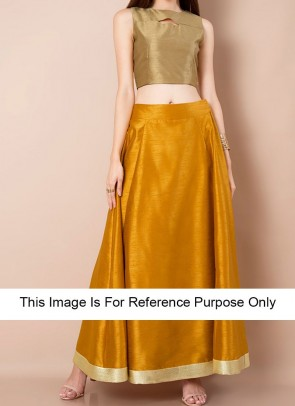 6c75eb5cb2ce3c Buy designer Crop Top with Maxi Skirts online Shopping-BigBindi