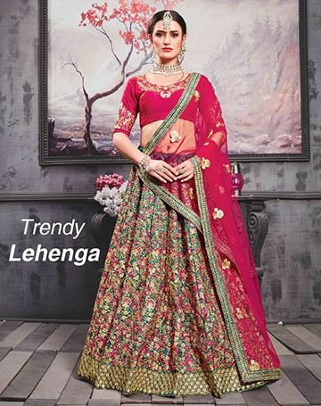 Party Lehenga
